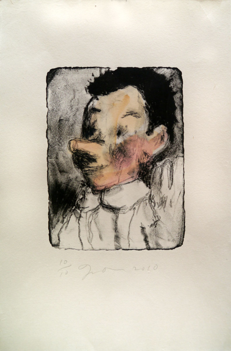 Michael Woolworth Jim Dine