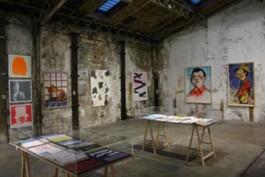Michael Woolworth Topographie de l'art